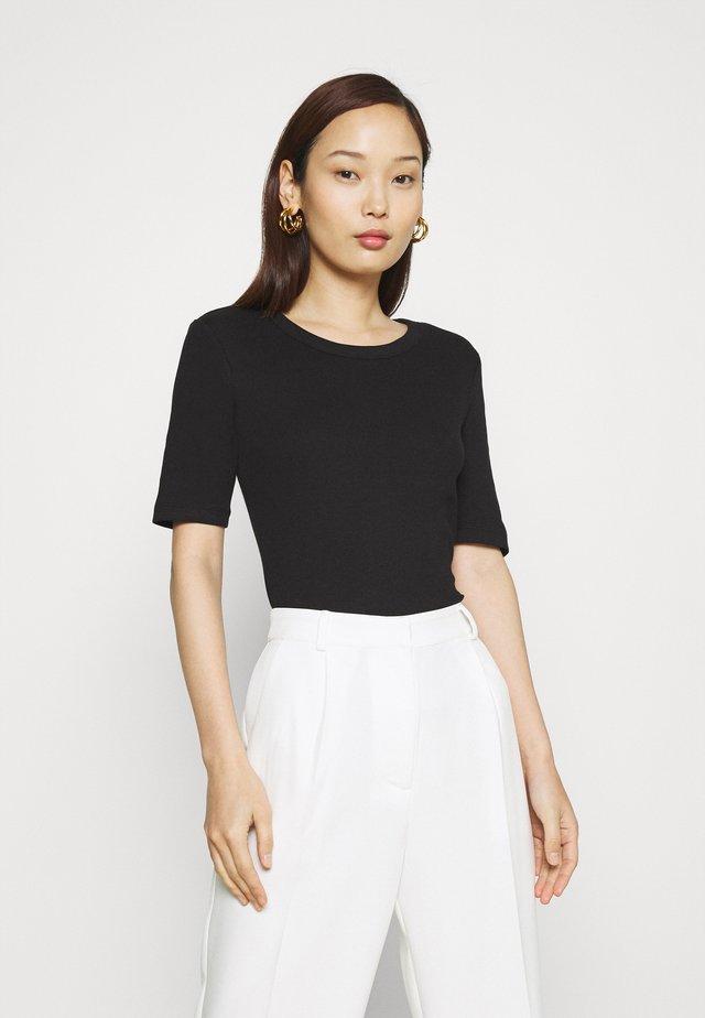JOY - T-shirt basic - black