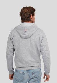 U.S. Polo Assn. - Zip-up sweatshirt - grau - 2