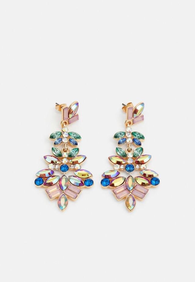 PCMARYN EARRINGS  - Ohrringe - gold colour/multi