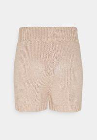 Gina Tricot - ARIEL  - Shorts - beige - 1