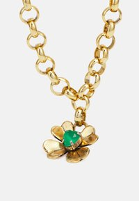 Radà - NECKLACE - Necklace - green/gold-coloured - 2
