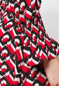 Diane von Furstenberg - MICHELLE DRESS - Vapaa-ajan mekko - red - 6