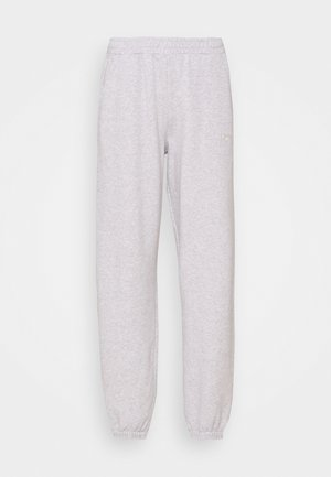 DOCTOR PANTS - Tracksuit bottoms - light grey melange