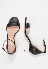 Kurt Geiger London - BIRCHIN - Sandals - black - 3