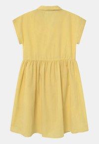 Grunt - JANE CHECK  - Shirt dress - yellow - 1