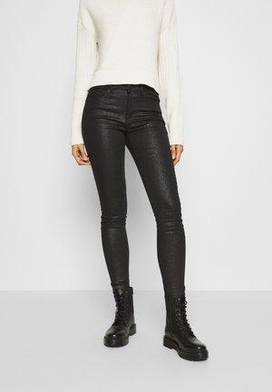 VISHINNY EKKO - Jeans Skinny Fit - black