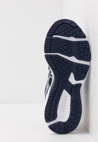 ASICS - GT-1000 9 UNISEX - Stabilty running shoes - peacoat/white - 5