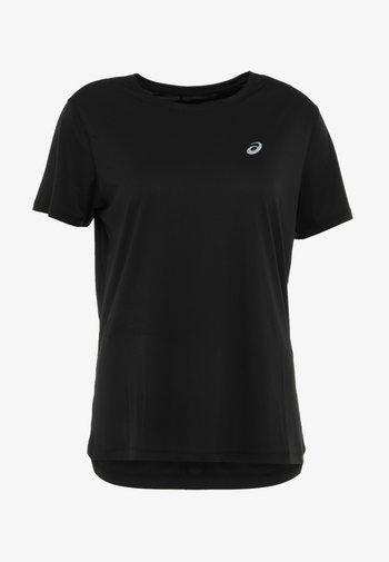 T-shirts med print - performance black