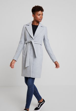 VMCALALYON JACKET - Classic coat - light grey melange
