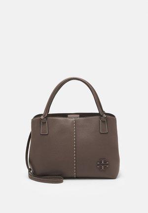 MCGRAW SATCHEL - Handbag - silver maple