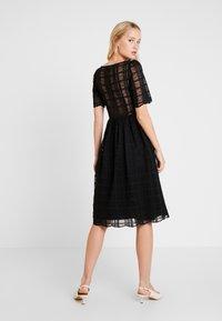 NAF NAF - LAROMA - Cocktail dress / Party dress - noir - 3