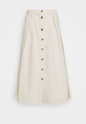 ROWENA SKIRT - A-line skirt - warm white