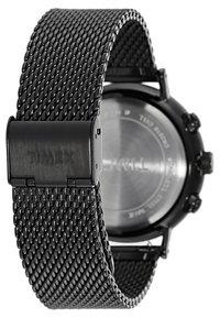 Timex - FAIRFIELD CHRONOGRAPH 41 mm MESH - Hodinky se stopkami - black/black - 2