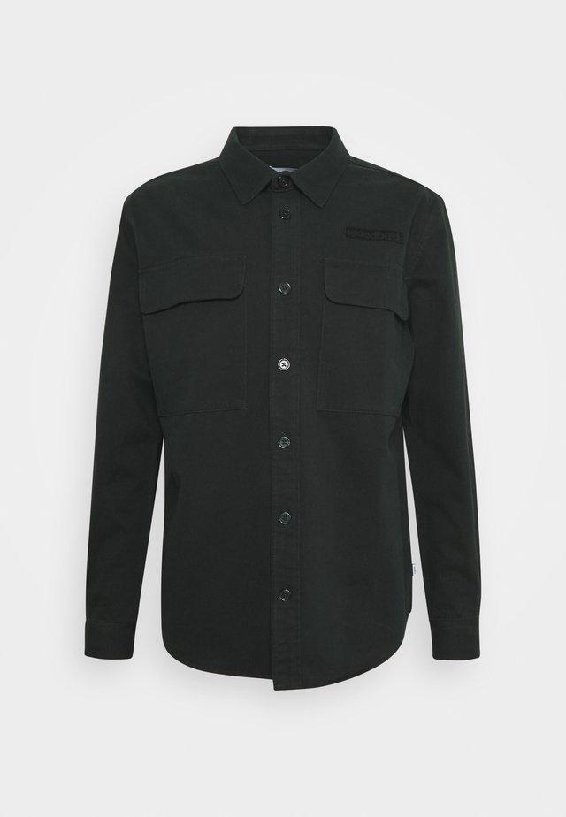 HOXEN WORK  - Shirt - dark green