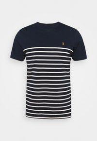 FLORIDA TEE - Print T-shirt - true navy