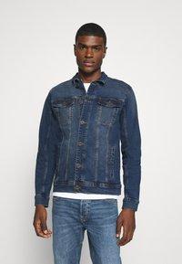 Blend - NOOS - Denim jacket - denim dark blue - 0