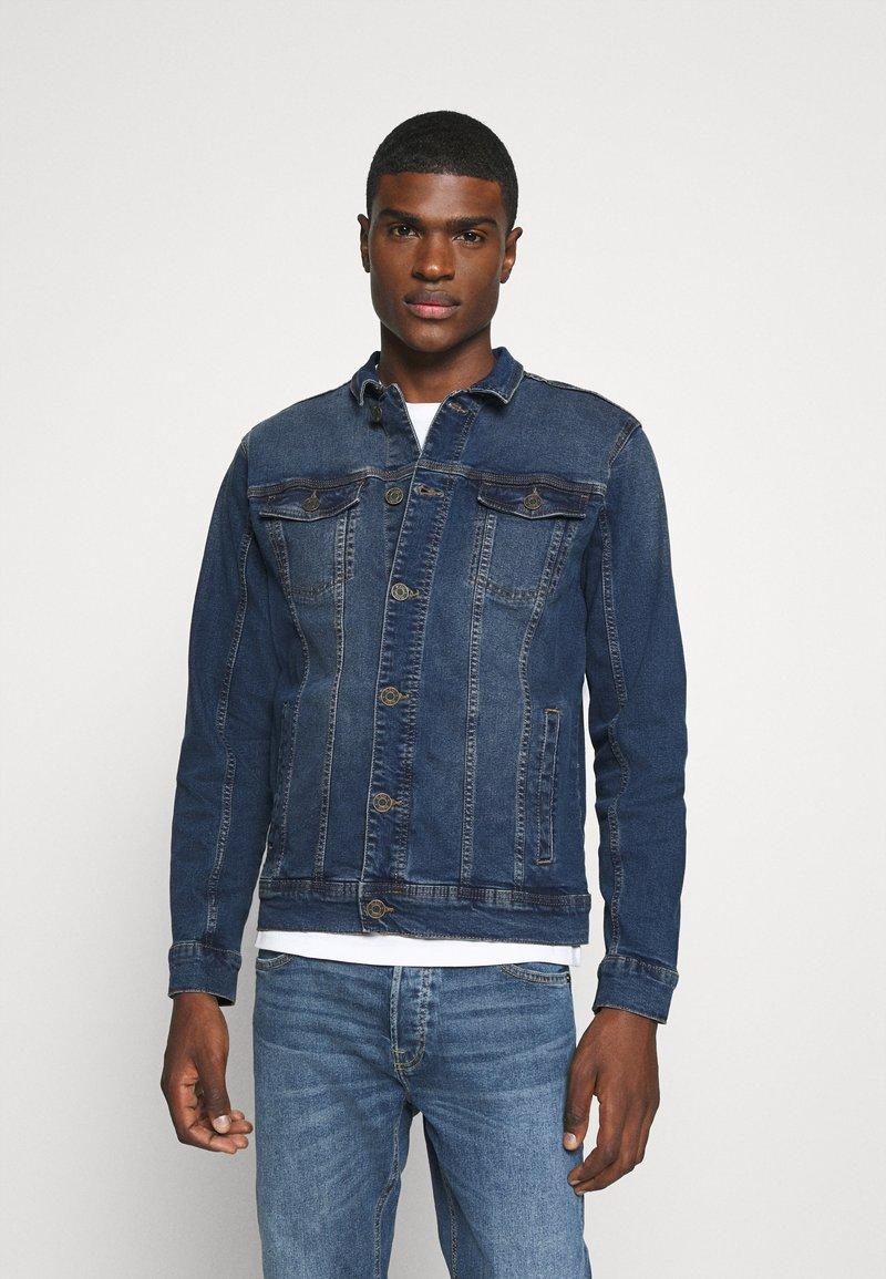 Blend - NOOS - Denim jacket - denim dark blue
