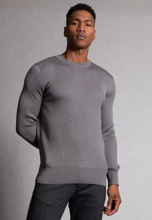 Sweatshirt - mittelgrau