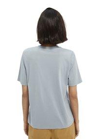 Scotch & Soda - T-shirt print - french blue - 2
