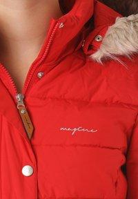 Mazine - Winter jacket - red - 4