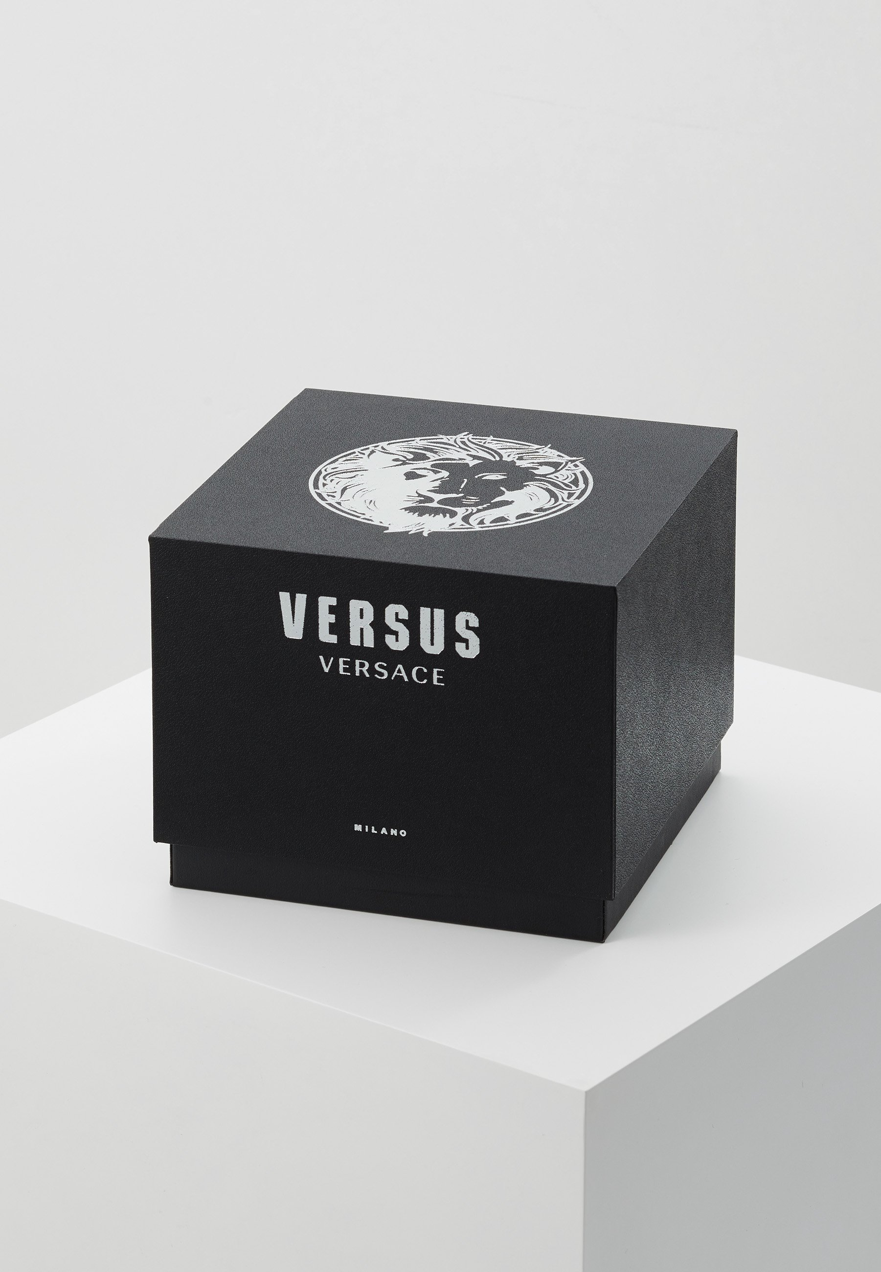 Versus Versace TORTONA - Klokke - black/svart IUOZ9uCRwaSeOSI