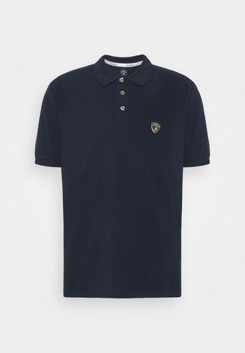 Polo shirt - blue achelous