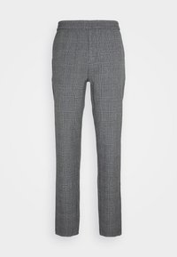 NEPAOLO PANTS - Trousers - grey check