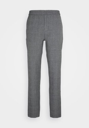 NEPAOLO PANTS - Pantalon classique - grey check