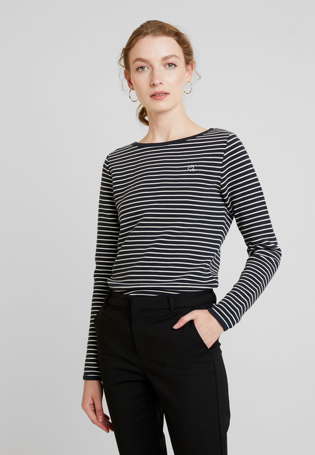 WAKE ME UP BEFORE YOU GO GO - Long sleeved top - navy