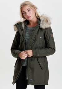 ONLY - Parka - peat - 0