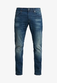 G-Star - 3301 SLIM - Jean slim - medium aged - 4
