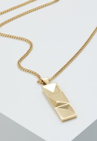 Northskull - OUT TAG NECKLACE - Ketting - yellow gold-coloured - 4