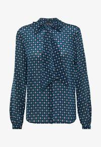 WEEKEND MaxMara - SPAGNA - Button-down blouse - ultramarine - 3