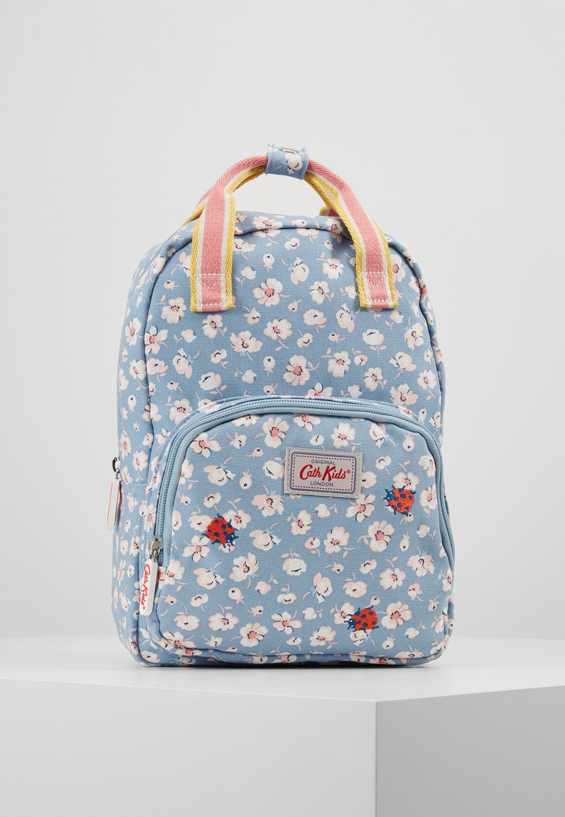 Cath Kidston - MED BACKPACK WASHED DITSY - Reppu - washed ditsy ladybird