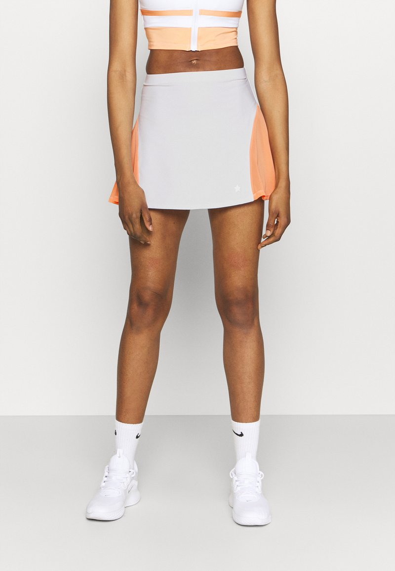 South Beach - TENNIS SKIRT - Sportovní sukně - white