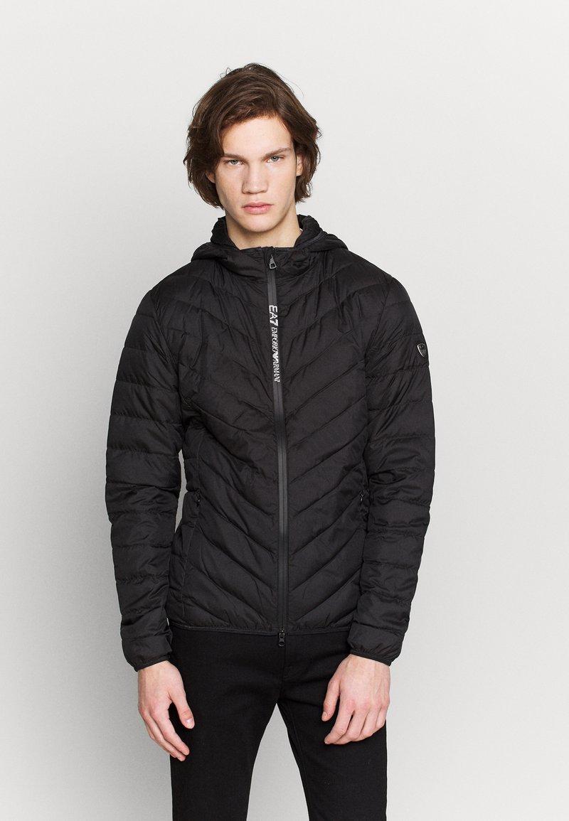 EA7 Emporio Armani - Down jacket - black