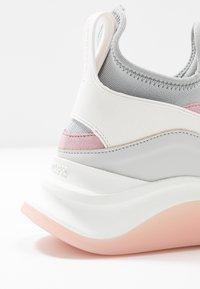 Sportmax - ESCHIMO - Zapatillas altas - grigio - 2