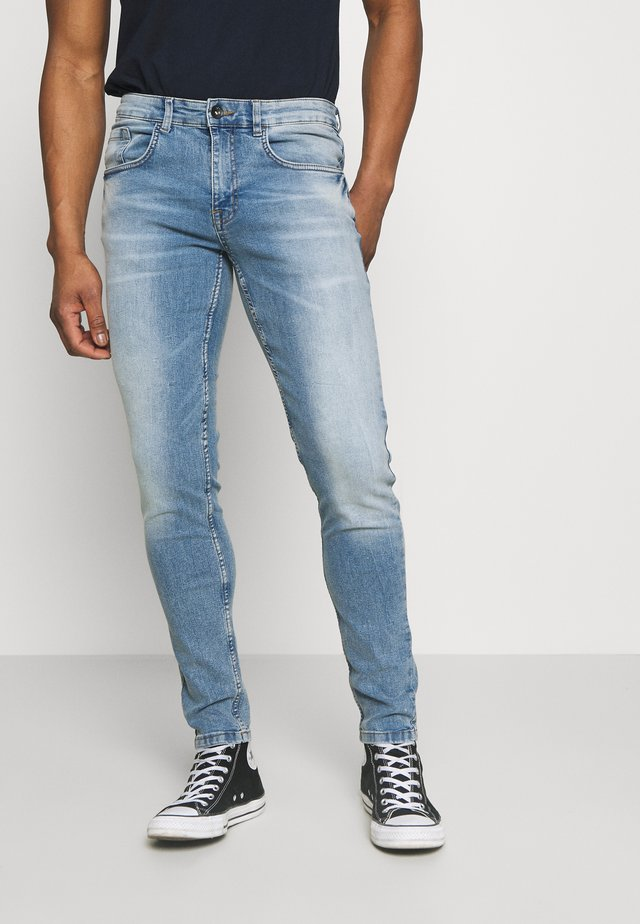 LYON - Jeans slim fit - star blue