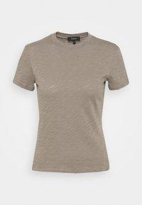 Theory - TINY TEE NEBULOUS - Basic T-shirt - moss - 4