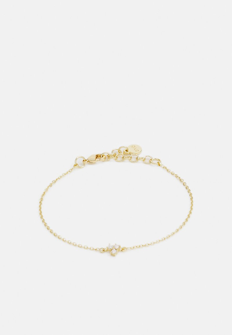 SNÖ of Sweden - CAMILLE SMALL CHAIN BRACE - Bracelet - gold-coloured