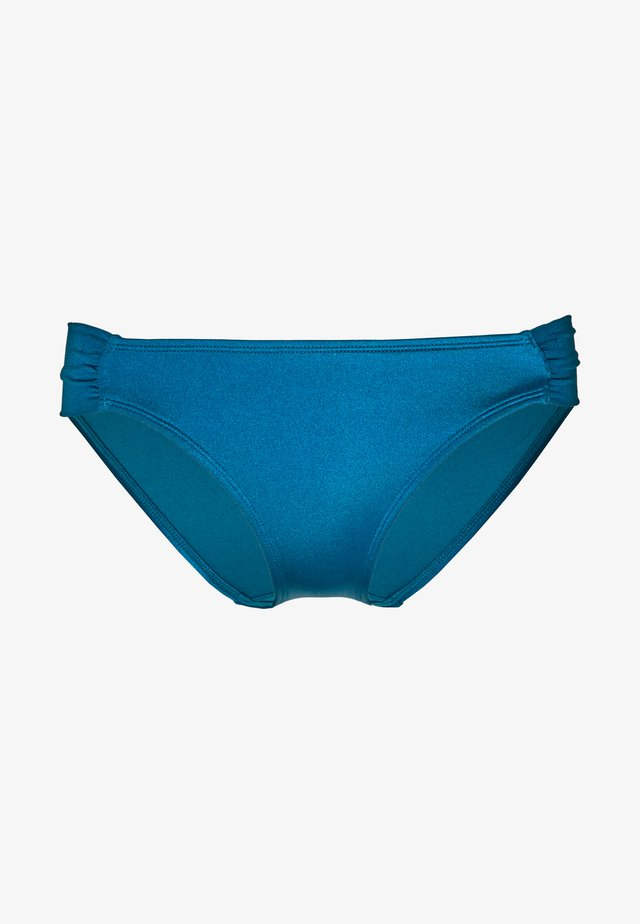 SUNSET DREAMS BUTTERFLY RIO - Bikini bottoms - blue