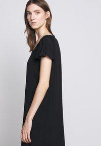 Bruuns Bazaar - LILLI FENIJA DRESS - Day dress - black - 4