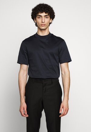 ACE MOCK NECK  - Basic T-shirt - navy