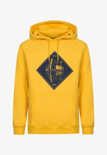SCHIPP  - Hoodie - yellow