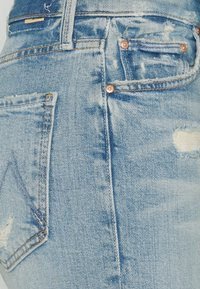 Mother - HIGH WAISTED RIDER SKIMP - Straight leg jeans - the confession - 2