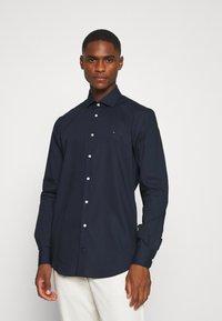 Tommy Hilfiger Tailored - SLIM FIT - Formal shirt - blue - 0