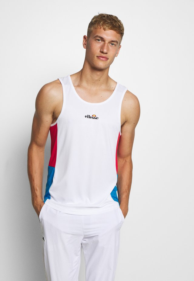 COLMA - Topper - white