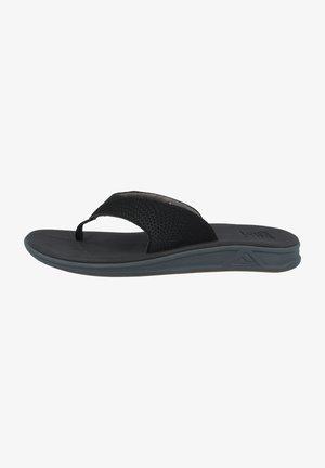 ROVER  - T-bar sandals - black (rf002295bla)