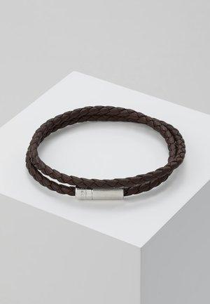 POP RIGATO - Náramek - dark brown