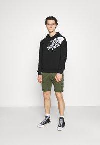 The North Face - SHOULDER BOX - Sweatshirt - black - 1